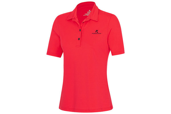 Ultra Lite 3D Polo Shirt Damen